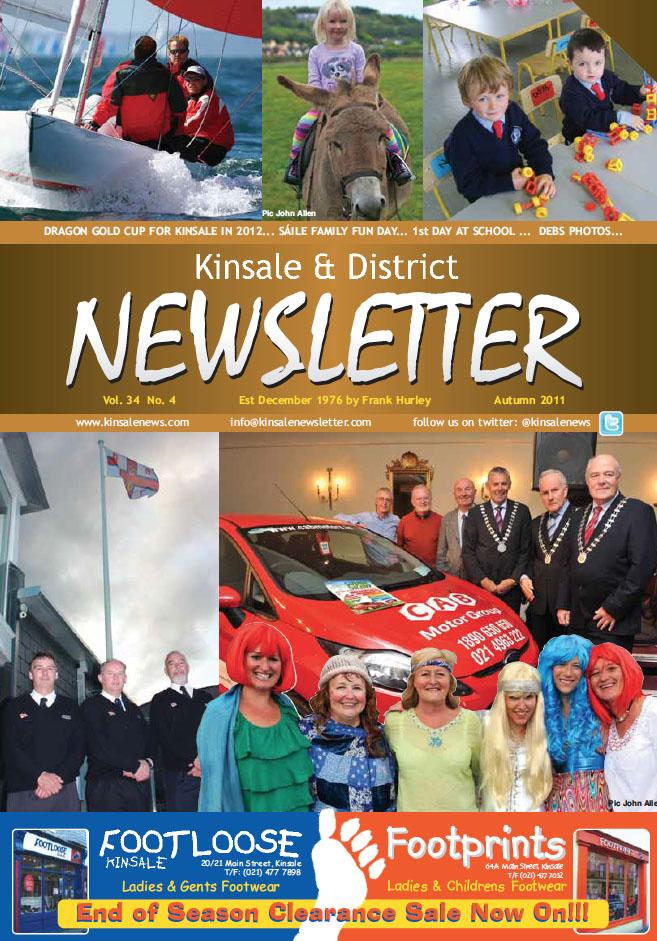 Kinsale Newsletter Issue
